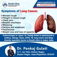 Best pulmonologist Clinic in Jaipur Breath Clinic