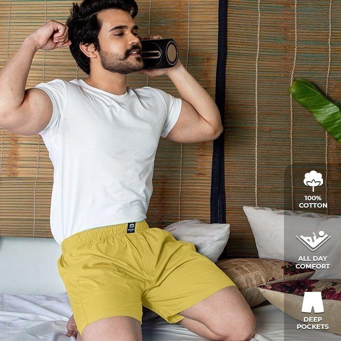 Buy Best Shorts for Men Online in India  Beyoung