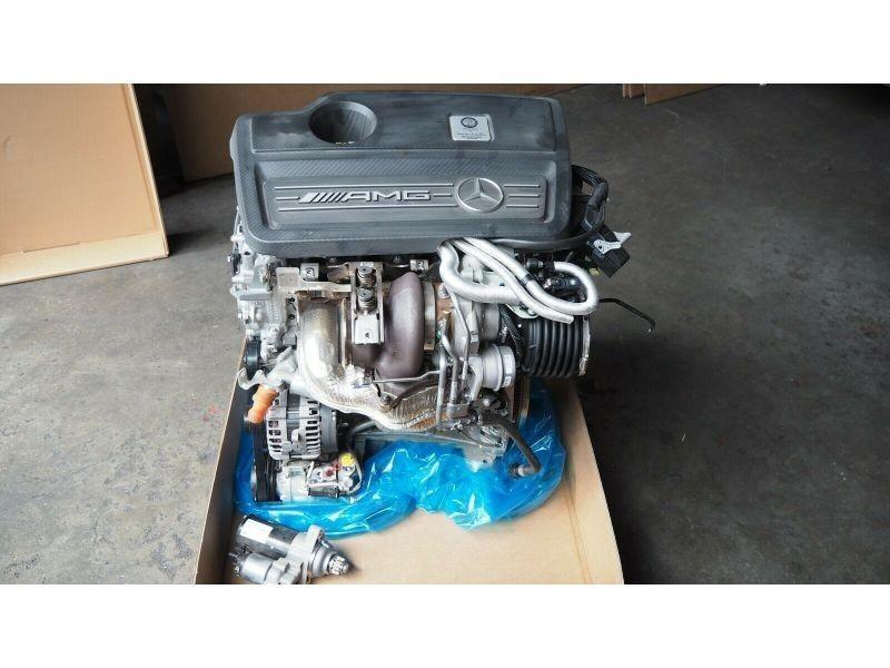 MERCEDES BENZ W176 A45AMG 20L 2015 M133980 ENGINE
